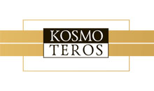 Логотип компании Космотерос (Kosmoteros)