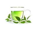Пенящееся обёртывание с японским чаем