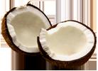 Обёртывание с кокосом