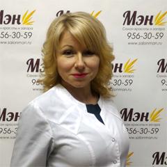 Мастер маникюра и педикюра Белялина Елена