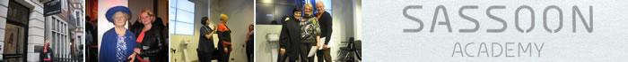 О повышении квалификации в Лондоне на курсах по стрижкам в Академии Vidal Sassoon