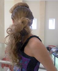 Нестефоренко Марина на XII-ом Фестивале парикмахерского искусства «Золотые Ножницы 2011»