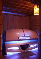 Горизонтальный солярий LUXURA GT