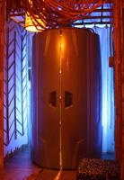 Вертикальный солярий LUXURA V5